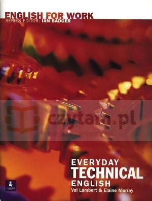 Everyday Technical English Book +CD Val Lambert, Elaine Murray