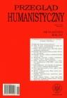 Przegląd humanistyczny 5/6/2011