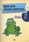 Bardzo łatwe ćwiczenia logopedyczne Głoska Ż