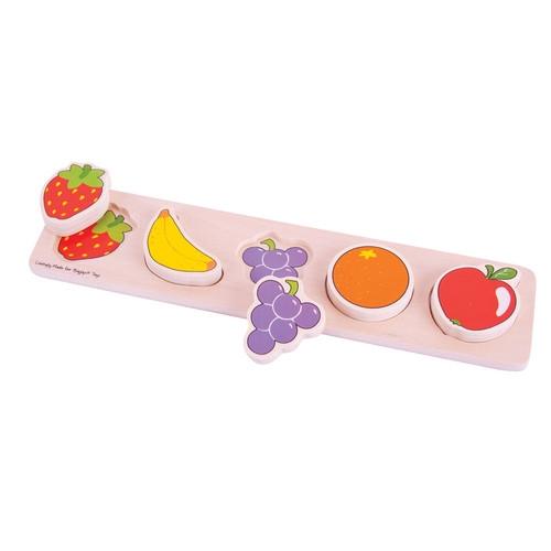 Owoce - Układanka