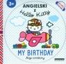 Angielski z Hello Kitty Moje Urodziny 3+ Jagiełło Joanna