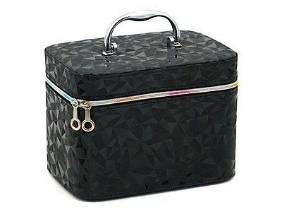 Kuferek Adar L, walizka z lusterkiem, zapinany na zamek (532656)