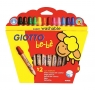 Kredki ołówkowe Giotto Bebe, 12 kolorów (466500)