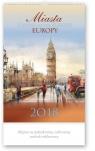 Kalendarz reklamowy 2018 - Miasta Europy RW15