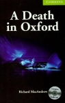 CERS A Death in Oxford with CD MacAndrew Richard