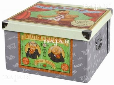 Pudełko duże 31,5 x 31,5 x 18cm Mapety