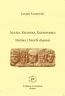Sztuka Ertoryka Fizjognomika Studium z filozofii ekspresji Leszek Sosnowski
