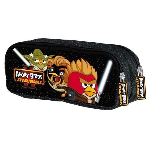 Piórnik saszetka Angry Birds Star Wars II