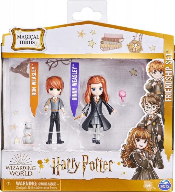 Figurki Wizarding World 2-pak Ron, Giny (6061834)