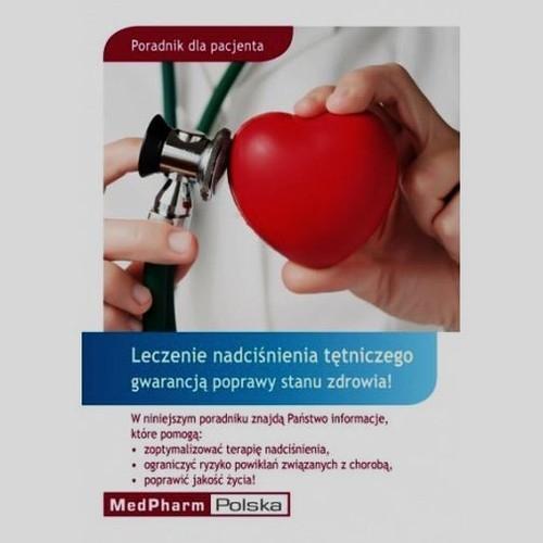 Poradnik dla pacjenta Leczenie nadciśnienia tętniczego gwarancją poprawy stanu zdrowia Grober Uwe, Kisters Klaus