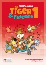 Tiger & Friends 1. Książka ucznia (reforma 2017) Carol Read, Mark Ormerod, Magdalena Kondro