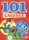 101 zagadek 7-8 lat  Czarnecka Jolanta