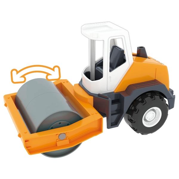Tech Truck Budowlany - Walec MIX (35360)