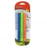 Grafitowy ołówek HB 6 sztuk na blistrze 12 pakietów
