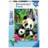 Puzzle XXL 300: Kochana panda (13065) Wiek: 9+