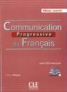 Communication progressive avance 2ed + CD