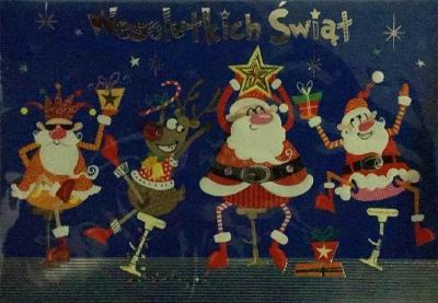 Karnet Boże Narodzenie B6 Premium 20 + koperta