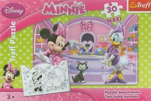 Przygody Minnie Puzzle Maxi 30 elementów (14165)