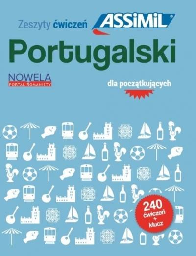 Portugalski dla początkujących... + klucz ASSIMIL praca zbiorowa