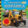 My first JCB Pracowita koparka