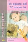 Agosto del 77 nacias tu - podręcznik Pedro Garcia Garcia