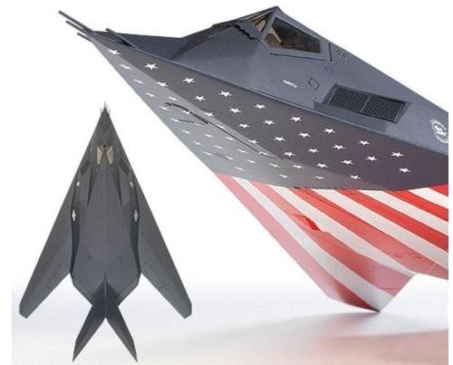 ACADEMY F-117A Last Flig ht