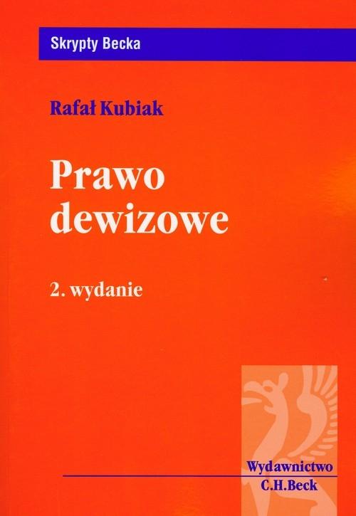 Prawo dewizowe Kubiak Rafał
