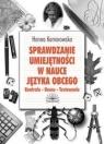Sprawdzanie umiejętności w nauce języka obcego