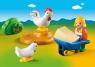 Gospodyni z kurczakami (6965)