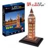 Puzzle 3D Big Ben (L501H)