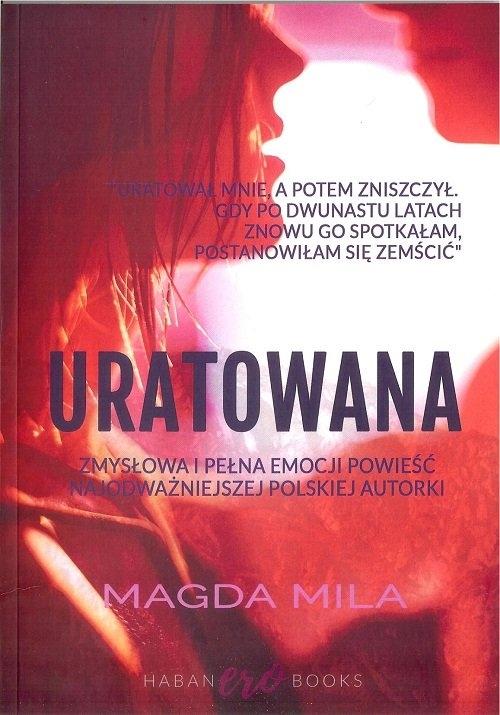 Uratowana Mila Magda