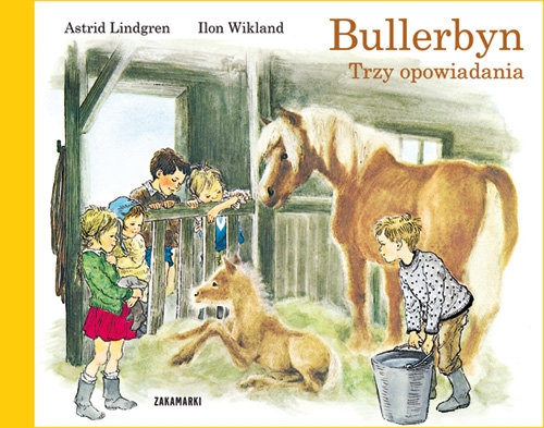 Bullerbyn Lindgren Astrid
