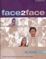Face2face upper intermediate workbook Tims Nicholas, Bell Jan