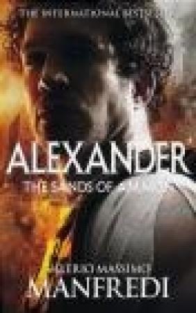 Alexander: Volume 2 Valerio Massimo Manfredi