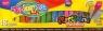 Plastelina Colorino Kids kwadratowa 18 kolorów (42659PTR)