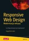 Responsive Web Design Modernizacja witryny León Inayaili