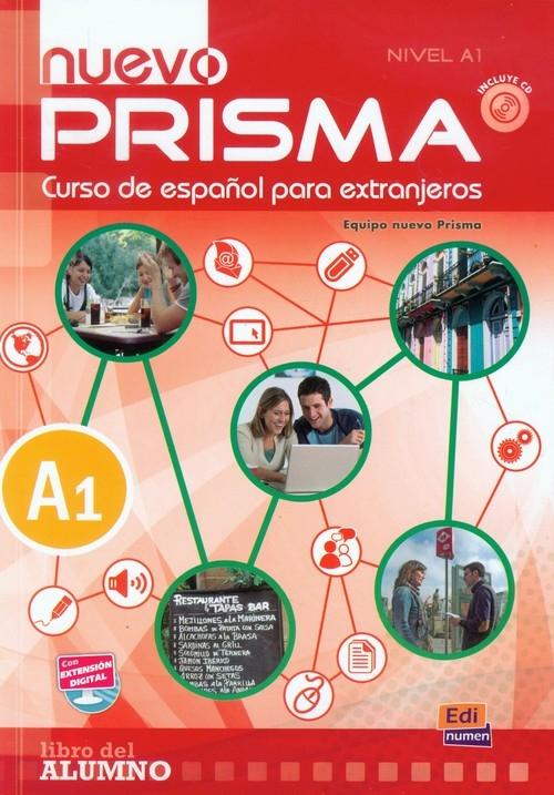 Nuevo Prisma nivel A1 Podręcznik + CD