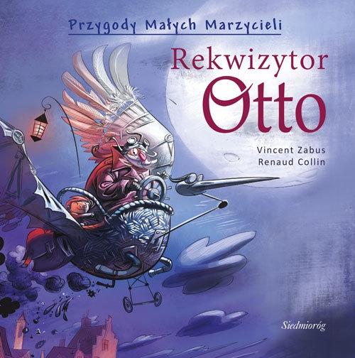 Rekwizytor Otto Zabus Vincent, Collin Renaud