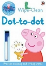 Peppa Wipe-clean Dot-to-Dot