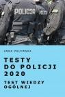Testy do Policji 2020. Test wiedzy ogólnej