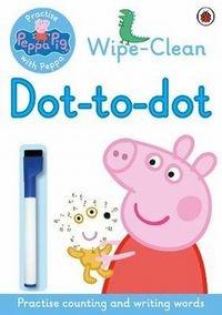 Peppa Wipe-clean Dot-to-Dot