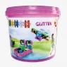 Wiaderko 8 w 1 Glitter