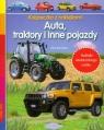 Auta, traktory i inne pojazdy Książeczka z naklejkami