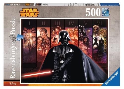 Puzzle Star Wars Saga 500 elementów (146659)