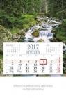 Kalendarz 2017 Jednodzielny. Strumień