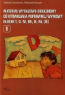 Materiał wyrazowo-obrazkowy do utrwalania poprawnej wymowy głosek  t, d, m, mi, n, ni, ń  5