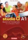 studio d A1 Kurs und Ubungsbuch + CD Teilband 1 Podręcznik z ćwiczeniami