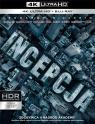 Incepcja (3 Blu-ray) 4K