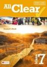All Clear 7 SB podręcznik wieloletni MACMILLAN Patrick Howarth, Patricia Reilly, Daniel Morris