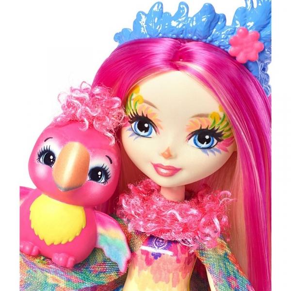 Enchantimals. Peeki Parrot & Sheeny (FNH22)